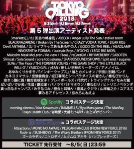 下北沢 Live @ 下北沢周辺ライブハウス